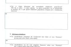 7.1 Fragment lakonicznego uzasadnienia wniosku złożonego przez KP.
