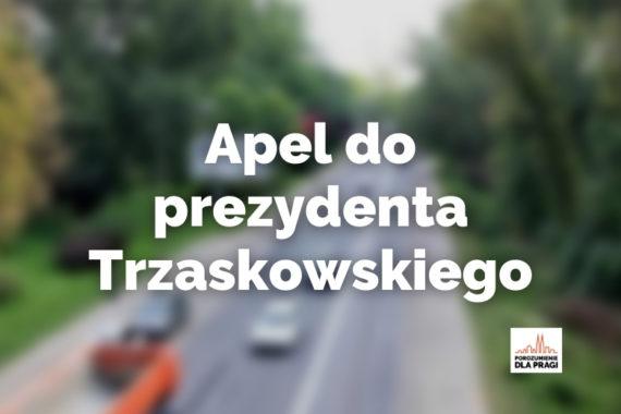 Apel do Prezydenta Trzaskowskiego w sprawie wycinki na Wybrzeżu Helskim