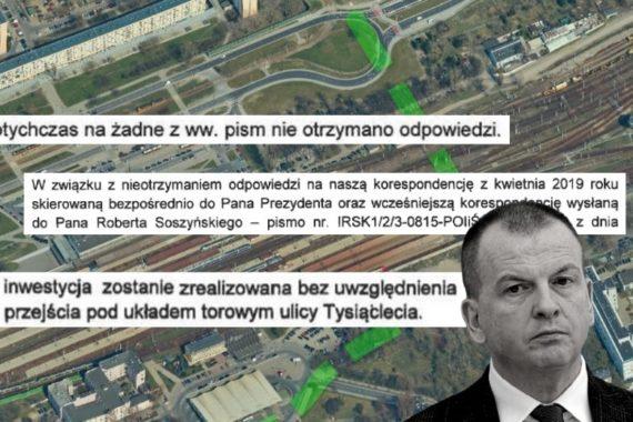 Warszawa traci inwestycję wartą miliony złotych przez Biuro Mobilności nadzorowane przez prezydenta Roberta Soszyńskiego