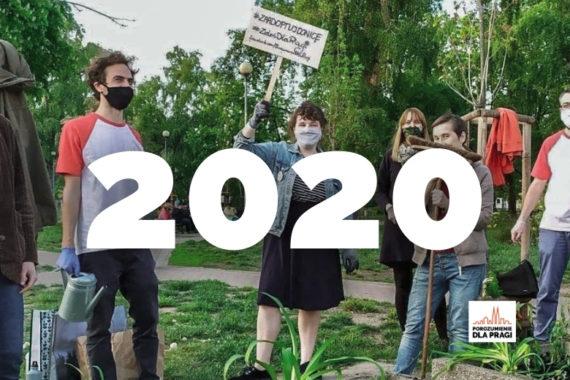 Podsumowanie roku 2020 dla Pragi!