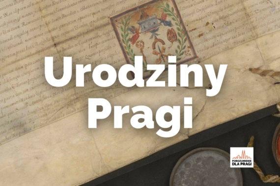 Wszystkiego Najlepszego Dla Pragi!